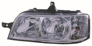 Genuine Fiat Ducato Headlight (LHD) 2002-2006 Drivers Side Left 1347692080