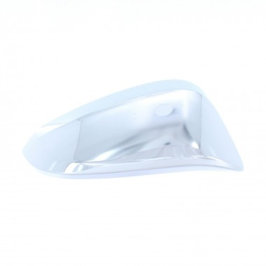 Toyota Hi-Lux Door Mirror Back Cover Right Chrome Finish 4/2016 Onwards