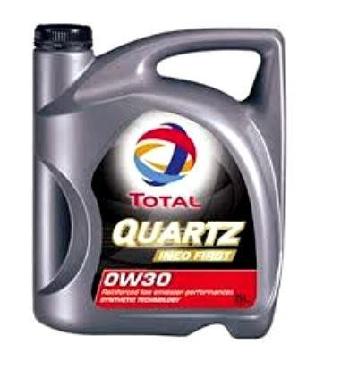total quartz ineo first 0w30 engine oil 5 litres 183106. Black Bedroom Furniture Sets. Home Design Ideas