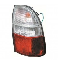 Mitsubishi L200 Rear Back Tail Light Right Clear Ind Incl.Bulbholder 2001-4/2006