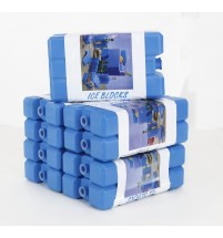 Cool Box Ice Pack Coolbag Coolbox Blocks 10 x 400grm Reusable