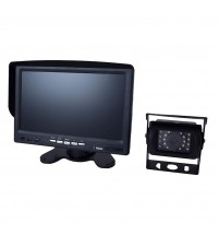 "ECCO Wireless Camera System Kit with 7.0"" LCD High-resolution Colour Monitor"
