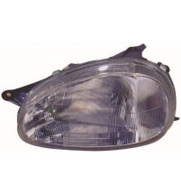 Vauxhall Combo Vauxhall Corsa Headlight Headlamp 1993-9/2001 Passenger N/S Left