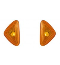 Adria Motorhome Side Repeater Amber Lens Pair 1998-2006 Genuine OEM