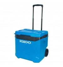 Igloo Coolbox Latitude 60 Blue/Grey Cool box Holds 93 x 12oz Can - 56 Litres