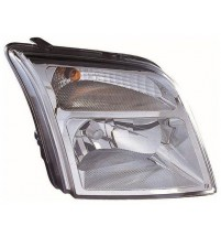 Ford Transit Connect (Incl.Tourneo) Headlight 2002-2013 Right O/S Incl. Motor