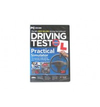 (M) Driving Test DVD Practical Simulator