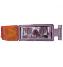Man TGA TGL TGM TGS Fog Light Lamp with Indicator Driver O/S Right 1999 Onwards