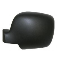 Renault Kangoo Door Wing Mirror Back Cover Drivers O/S Right Black 9/2008-2015