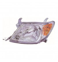 Toyota Hi-Lux Headlight Headlamp 10/2005-3/2010 Passenger N/S Amber Indicator
