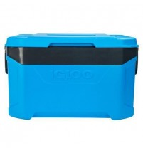 Igloo Coolbox Latitude 50 Blue/Grey Cool box Holds 85 x 12oz Can - 47 Litres
