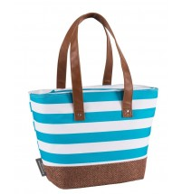Tote Cooler Insulated Zipped Cool Bag 15L perfect for a picnic Lunch