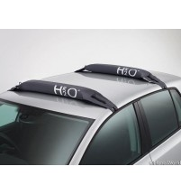 Roof Rack Inflatable Bars for Easy Fitting and Storage - Holds Upto 20 Kg