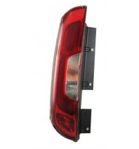 Fiat Doblo Rear Back Tail Light Passenger N/S Left 2 Rear Doors 2015 Onwards
