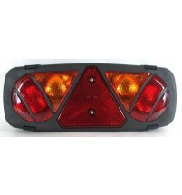 Universal Rear Back Tail Light Lamp Universal Fits Left or Right
