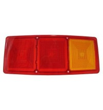 Trailer Rear Back Tail Light Lens Only Universal Fit MTRL147