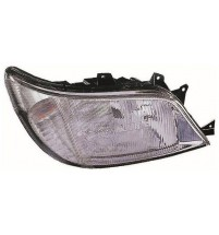 Merc Sprinter Headlight Headlamp 2000-2003 O/S Right Excl.Fog Electric Levelling