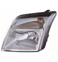Ford Transit Connect (Incl.Tourneo) Headlight Headlamp 2002-2013 Left Incl.Motor