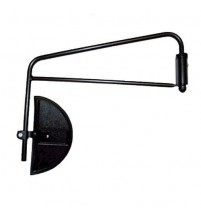 Bus Coach Construction Tractor Unbreakable Blind Spot Mirror-Arm Assy 550mm Dia