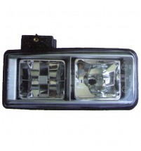Iveco Eurocargo Front Fog Light Lamp Passenger N/S Left 1996-2003