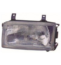 Transporter T4 Inc.Caravelle Short Nose Headlight 1990-1996 Left Electric/Manual