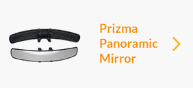 Magnum Prizma Panoramic Mirror - (Driving Standard Agency Approved) 1307